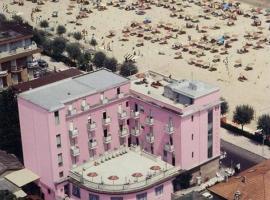 Hotel Sacramora, hotel a Rimini, Viserba