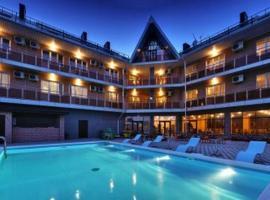 Hotel Lotos, отель в Анапе