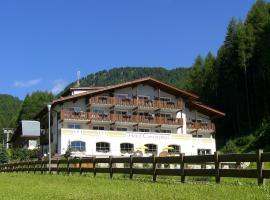 Hotel Continental, hotel in Selva di Val Gardena