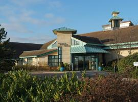 The Woodlands Event Centre, hotel in Wyboston