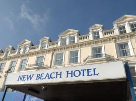 New Beach Hotel, hotel in Great Yarmouth