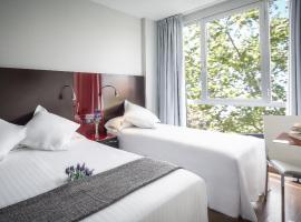 SM Hotel Sant Antoni, hotel near Tetuan Metro Station, Barcelona