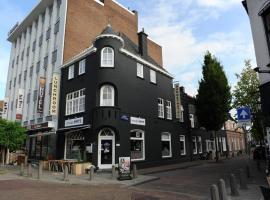 Budgethotel de Zwaan, hotel near Helmond Brouwhuis Station, Eindhoven