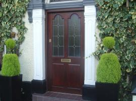 Verdon Guest House, hotel near City Central Library, Stoke on Trent