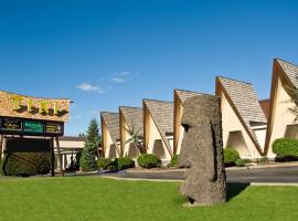 Tiki Resort - Lake George, accessible hotel in Lake George