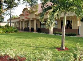 Red Carpet Inn Airport Fort Lauderdale, hotel near Broward County Marina, Fort Lauderdale