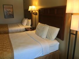 Docker's Inn, hotel in Branson