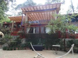 La Casa del Rio, hotel en Valle de Bravo