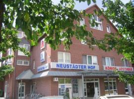 Neustädter Hof Hotel Garni, Hotel in Neustadt am Rübenberge