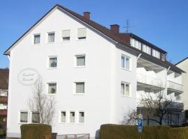 Kurhotel Freuschle, Hotel in Bad Wörishofen