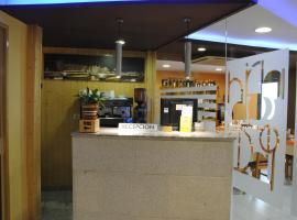 Hotel Alegría, hotel en Baños de Montemayor