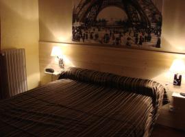 Chez-Marion, hotel in Merville-Franceville-Plage