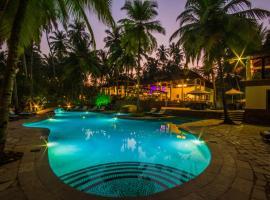 Coconut Creek Resort, boutique hotel in Bogmalo