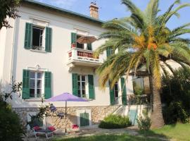 Villa Cottage Reine, Centre Cannes, hotel in Cannes