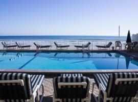 Atlantic Ocean Palm Inn, motel in Daytona Beach