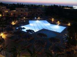 Roseland's Hotel, beach hotel in Marmari