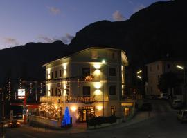 Hotel Olympic, hotel in Saint Vincent
