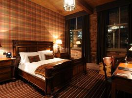 Velvet Hotel, hotel en Mánchester