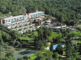 יערות הכרמל- אחוזת בריאות וספא, מלון בבית אורן