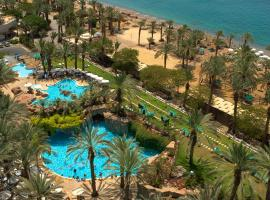 Royal Beach Hotel Eilat by Isrotel Exclusive Collection, отель в Эйлате