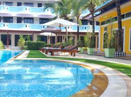 Blue Carina Inn Hotel, hotel near Prince of Songkla University, Phuket