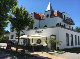 Hotel Strand26, Hotel in der Nähe von: Schiffbau- und Schifffahrtsmuseum, Nienhagen