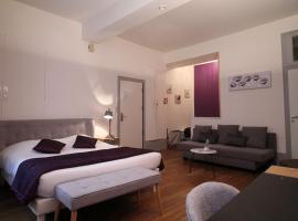 Hotel Le Jacquemart, hotel in Dijon