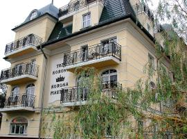 Apartament Przy Promenadzie, hotel near Baltic Park Molo Aquapark, Świnoujście