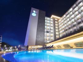 ホテル ホイッスル ラーク、済州市のホテル