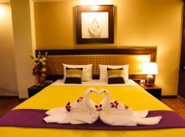 Madina Rayong Hotel, hotel in Rayong