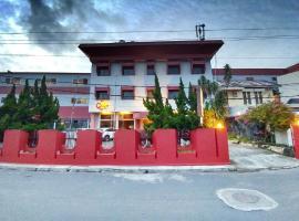 Quint Hotel, hotel di Manado