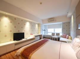 Guangzhou Jinxin House Hotel Service Apartment - Huaqiang Branch, apartment in Guangzhou