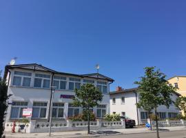 Pension Störtebeker, Pension in Ostseebad Sellin