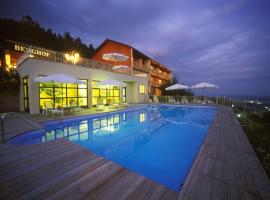 Schreiners Berghof, hotel with pools in Hartberg