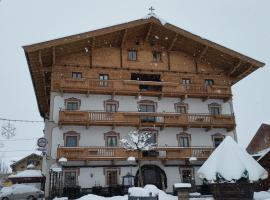 Hotel Bechlwirt, hotel near Rasmusleiten, Kirchberg in Tirol