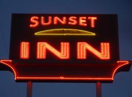 Sunset Inn, hotel in Grants Pass