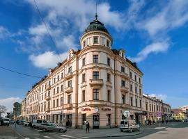Hotel Bast Wellness & SPA, hotel in Inowrocław