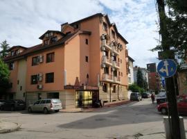 Hotel Kibella, hotelli kohteessa Sofia lähellä lentokenttää Sofian lentokenttä - SOF
