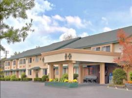America's Best Value Inn New Paltz, motel in New Paltz
