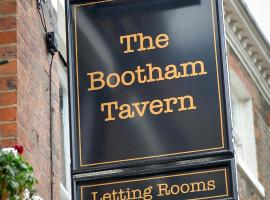 Bootham Tavern, hotel in York