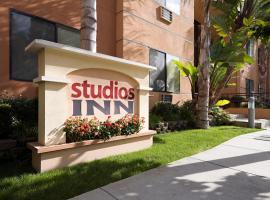Studios Inn, apartment in San Jose
