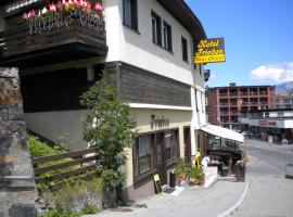 Hotel Frieden, hotel en Davos