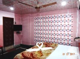 Hotel Vikas, room in Jhānsi