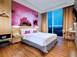 favehotel Pasar Baru, hotel near Jakarta Cathedral, Jakarta
