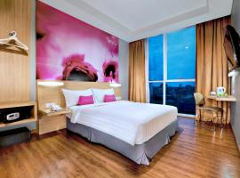 favehotel Pasar Baru, hotel near Gambir Station, Jakarta