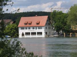 Hotel & Restaurant Alte Rheinmühle, Hotel in der Nähe von: Rheinfall, Busingen am Hochrhein