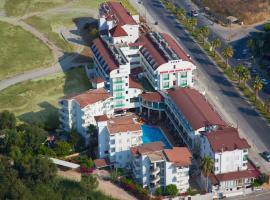 Merve Sun Hotel & SPA, отель в Сиде