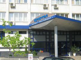 Hotel Kristal, hotel Ruszéban