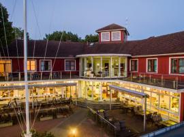 Pärnu Jahtklubi Külalistemaja, sted med privat overnatting i Pärnu