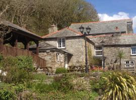 The Mill House, hotel in Tintagel